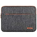 DOMISO 10 Zoll Tablet Tasche Wasserdicht Laptop Hülle Sleeve Case Notebook Schutzhülle für 9.7'10.5' 11' iPad Pro/10.5' iPad Air/Surface Go 2018/Samsung Galaxy Tab S3 S4/Lenovo Ideapad D330,Dunkelgrau
