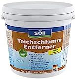 Sll 11785 TeichschlammEntferner - Gegen organischen Schlamm, trbes Wasser und unangenehme Gerche im Gartenteich - 2,5 kg