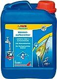 sera 03088 aquatan 2500 ml - Leitungswasseraufbereiter (5ml auf 20 Liter) für allzeit fischgerechtes, sicheres und klares Wasser
