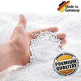 Smoothy EPS Perlen höchste Premium Qualität Nachfüllpack Sitzsack-Füllung; Styropor-Kügelchen (50 Liter)
