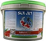 SUI JIN Teichprodukte SchlammFrei für 75.000 L (2500 ml) gegen Bodenablagerungen