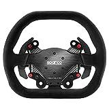 Thrustmaster TM Competition Wheel AddOn Sparco P310 Mod (Lenkrad AddOn31 cm VelourslederPS4 / PS3 / Xbox One / PC)