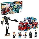 LEGO 70436 Hidden Side Phantom Feuerwehrauto 3000, Spielzeug, AR-App, interaktives Multiplayer Augmented Reality Spielset für iPhone/Android