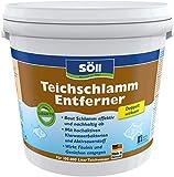 Söll 11786 TeichschlammEntferner - Gegen organischen Schlamm, trübes Wasser und unangenehme Gerüche im Gartenteich - 5 kg