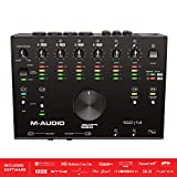 M-Audio AIR 192 | 14 - 8-in-4-out USB Audio- / MIDI-Schnittstelle mit ProTools und Ableton Live...