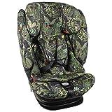 Bezug Maxi-Cosi Titan Pro Kindersitz Schonbezug Dschungel Perfekte Passform Recycelbar Schweißabsorbierend und Weich für Ihr Kind Schützt vor Verschleiß und Abnutzung Öko-Tex 100 Baumwolle