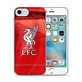 Liverpool FC TPU Phone Case iPhone 5 / 5S / SE - Fußball Geschenke für Jungen - Liverpool Football Geschenke - Liverpool Geschenke für Männer - FC Liverpool Fanartikel - Apple iPhone Zubehör