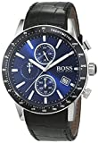 Hugo Boss Herren-Armbanduhr 1513391, Blau