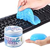 SYOSIN Tastatur Reinigung Super Clean Gel (160g) für Laptops, Computers, Auto-Entlüftungsöffnungen, Taschenrechner