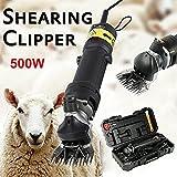 XinYun 550W Schafschere Elektrische Set, Schafschermaschine Sheap Clipper 2400rpm , Geräuscharm, Hohe Geschwindigkeit
