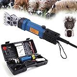 CHEIRS 690w Schafschermaschine Set, Professionell Elektrische Schafschermaschine Schaf Für Ziegen, Alpaka, Lamas, Pferde, Rinder