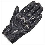 JTWJ Schaffell Handschuhe Motorrad Rennhandschuhe dünne Touchscreen Vier Jahreszeiten Splitterschutzhandschuhe (Color : B, Size : M)
