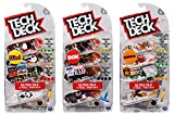 Tech Deck 6028815Pack Finger Skates X4(Modell zufällige)