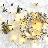 Schlafzimmer Dekoration Romantische Sterne Led Fairy Glass Wishing Flasche Batterie Lichterketten Led Dekoration Weihnachtsgirlande Neujahr