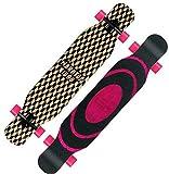 LKCAK 4 höhenverstellbare Roller, Kinder-Skateboards (Farbe : Blau)