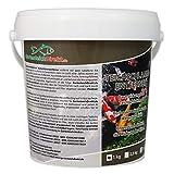 GartenteichDirekt Teichschlammentferner (GRATIS Lieferung in DE - Baut Teichschlamm und Mulm im Gartenteich ab, verbessert die Wasserqualität, unterstützt die Wirkung des Filters), Größe:1 kg