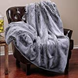 Kuscheldecke, 150x200 cm TV Decke Kuschelig weiches Gefühl Felldecke Luxuriöses Wohnambiente für Sofe Couch Bett