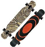 LKCAK Kurzes Board Bilateral Inclined Board Anfänger Jungen und Mädchen Erwachsene Kinder Skateboard