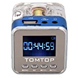 Mini Digital Portable Music MP3/4 Player