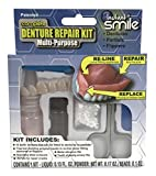 Instant Smile Complete Denture Repair Multi-Purpose Kit